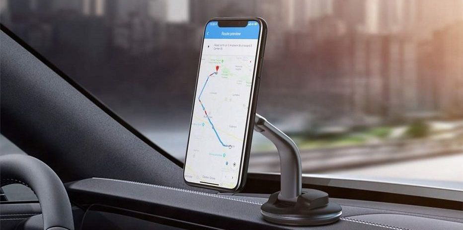 Support Smartphone Voiture Pas Cher