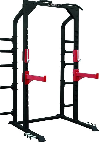 Rack d'alimentation - Centre de fitness