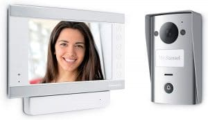 interphone vidéo filaire Thomson Smart Bracket