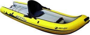 kayak gonflable Sevylor Reef 240