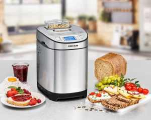 Machine de cuisson du pain 550W Ba 550 eds / sw | Rommelsbacher | Ba 550 eds / sw | Ba 550 | Machine à pain - Machine à pain
