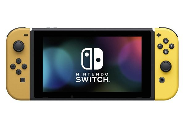 nintendo switch et carte sd micro