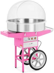 machine barbe papa royal catering