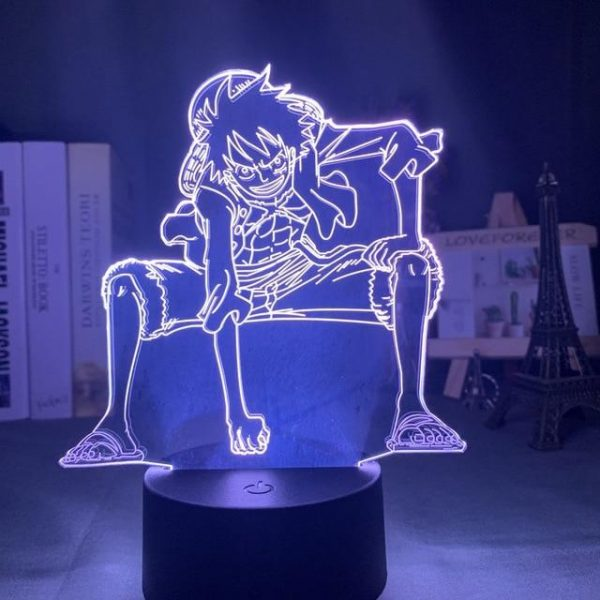 lampe luffy one piece