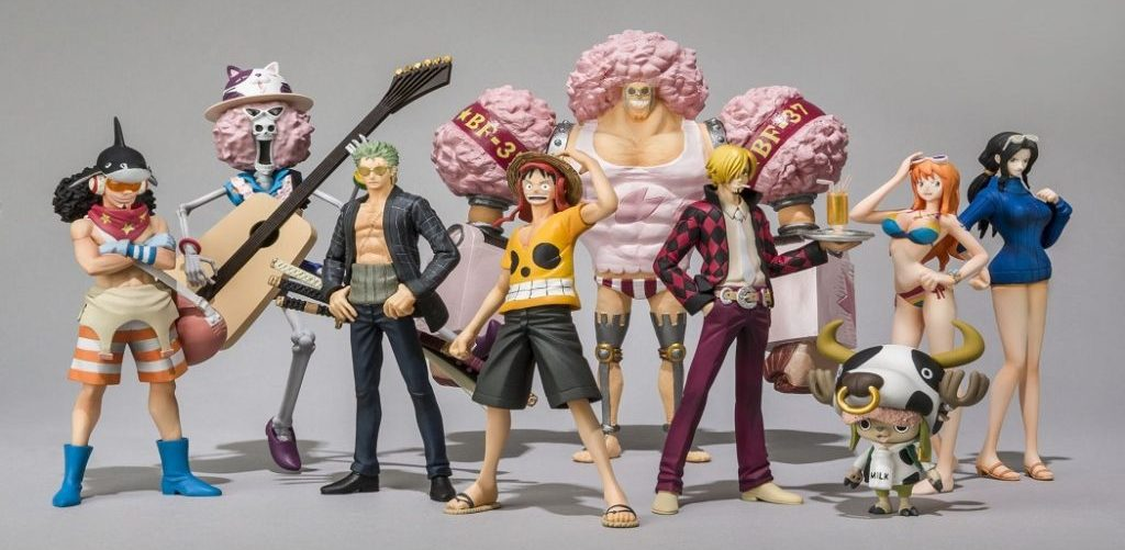 Figurines-manga-One-Piece