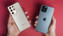 Avis Smartphones 2021 : iPhone 12 Pro Max vs Samsung S21 Ultra
